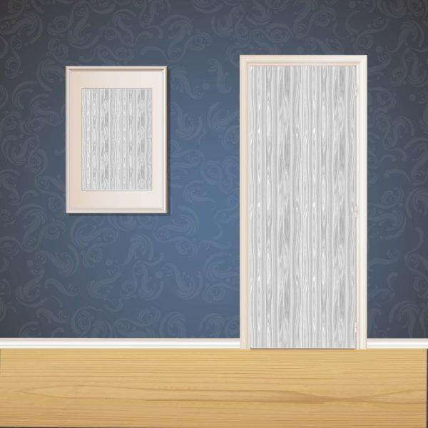 Escape Gray Wood Door SKT-D-12