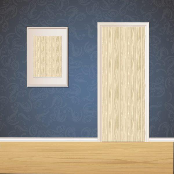 Butter Up Wood Door SKT-D-12_1