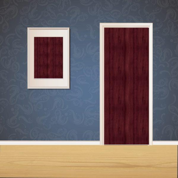 Brinjal Wood Door SKT-D-19_1