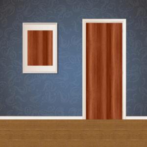 Paper Brown Wood Veneer SKT-VNR-21