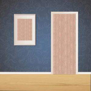 Cara Wood Door SKT-D-22
