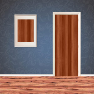 Cheerful Brown Wood Veneer SKT-VNR-31