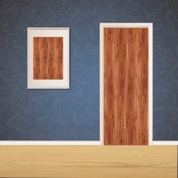 Natural Wood Door SKT-D-33