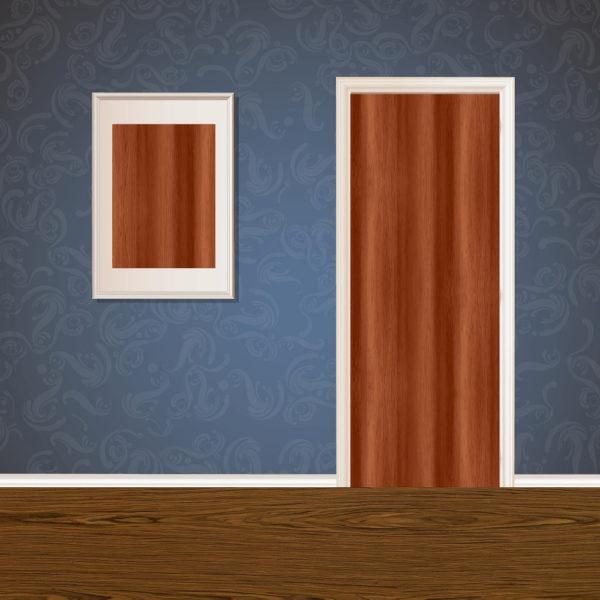 Dark Brown Wood Veneer SKT-VNR-41