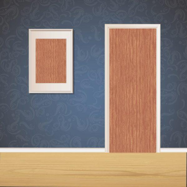 Peach Wood Door SKT-D-48