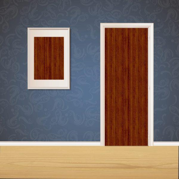Dark Wood Door SKT-D-8_1