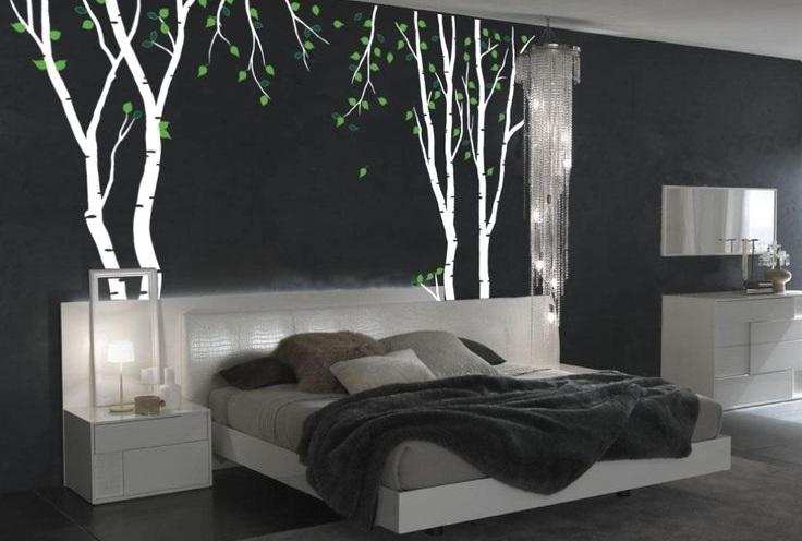 Grey Wall Color for Bedroom