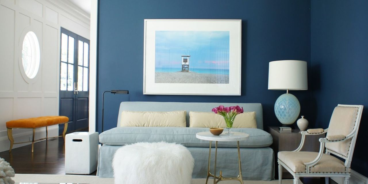 Blue Bedroom Walls Color Ideas